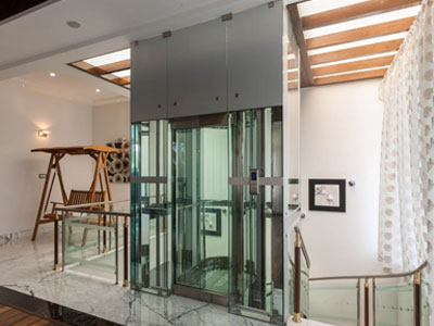 Welcome to ascent elevators escalators 4 passenger elevator with 4 panel glass doors and hydraulic unit has 4 stops low pit and full square glass lift planetlyrics Image collections